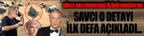 Dünya Alec Baldwin'in görüntü yönetmeni Halyna Hutchins'i öldürmesini konuşuyor! Savcı ilk defa açıkladı!