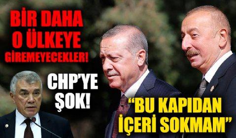 Erdoğan'la Aliyev arasında 'Ünal Çeviköz' diyaloğu: Ben bu adamı bir daha bu kapıdan içeri sokmam