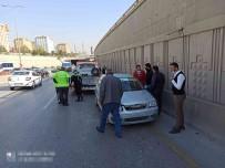 Baskent'te Zincirleme Kaza Açiklamasi 4 Yarali