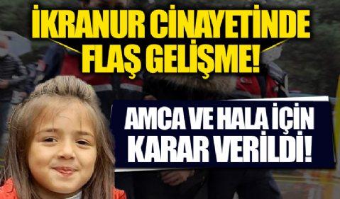 Müge Anlı'da gündeme gelmişti! İkranur Tirsi cinayetinde karar açıklandı