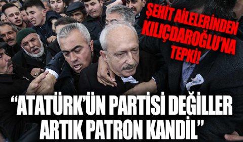 Tezkereye 'hayır' oyu veren CHP'ye şehit ailelerinden tepki: İpler Kandil'in eline geçti