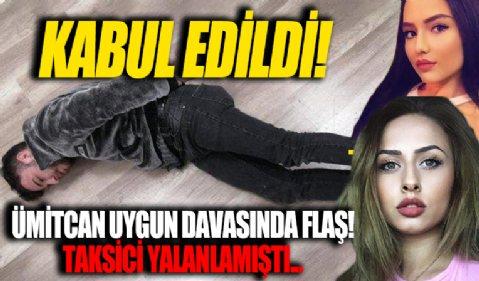 Ümitcan Uygun'un yalanı ortaya çıkmıştı! Esra Hankulu ölümünde flaş gelişme: Kabul edildi...