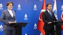 Akşener ve Babacan'ın ortak toplantısında kriz! Hemen U dönüşü yaptı