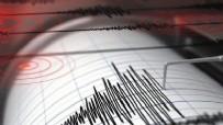 Japonya'da korkutan deprem!