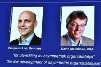 2021 Nobel Kimya ödülü sahiplerini buldu!