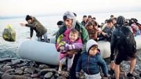 AB'den Yunanistan'a 'sığınmacı' tepkisi: Verdiğimiz paralar kabul edilemez davranışlara alet edilmiş