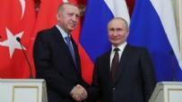 Başkan Erdoğan ile Putin görüştü!