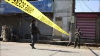 Afganistan'da camiye bombalı saldırı!