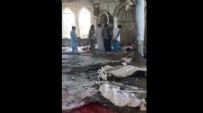 Afganistan'da Cuma namazı sırasında kanlı saldırı!