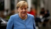 Almanya Başbakanı Merkel'den Türkiye ziyareti