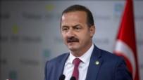 İYİ Partili Yavuz Ağıralioğlu'ndan CHP'ye HDP resti