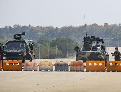 BM'den Myanmar'daki askeri darbe ile ilgili açıklaması!