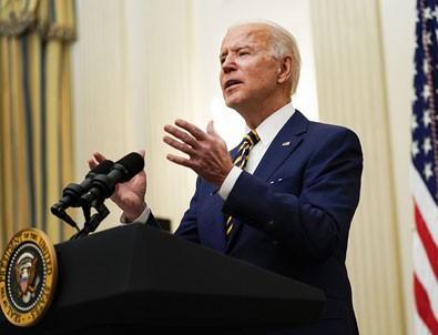 ABD Başkanı Joe Biden'dan Myanmar kararı!