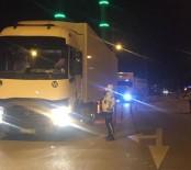 Burdur'da 243 Araç Sürücüsüne Ceza Yazıldı, 39 Araç Trafikten Men Edildi