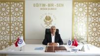Eğitim- Bir Sen Niğde Şube Başkanı Hasan Orhan Açıklaması