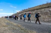 Genç Dağcılar Ali Dağı'nda Yürüyüşe Çıktı