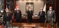 Kahveci Esnafından Başkan Ataç'a Teşekkür