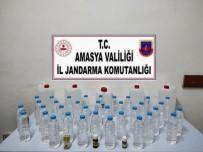 Jandarmadan Sahte İçki Ve Etil Alkol Operasyonu