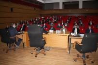 Midyat Kaymakamı Dundar, Muhtarlar Toplantısına Katıldı