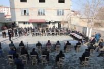 Vali Sarıibrahim Vatandaşlarla Bir Araya Geldi