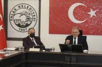 Büyükılıç, Talas'ta Yatırımları Masaya Yatırdı