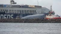 'Gallipoli Seaways' İsimli Gemideki Yangın Söndürüldü