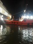 Gallıpolı Seaways İsimli Gemideki Yangın Tamamen Söndürüldü