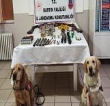 Bartın'da Jandarmadan Uyuşturucu Operasyonu