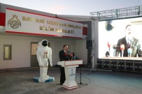 Şanlıurfa'da Uzay Ve Havacılık Bilim Merkezi Kuruldu