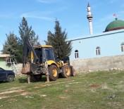 Diyarbakır'da Çalınan İş Makinesi Şanlıurfa'da Bulundu