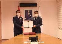 Iğdır'a Yapılacak  Gençlik Ve Spor Yatırımları Sözleşmesi İmzalandı