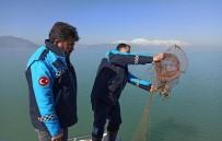 Kerevit Üretiminde Birinci Sıradaki Eğirdir Gölü'nde Kaçak Avcılığın Önüne Geçilemiyor
