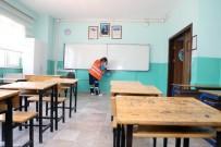 Talas Belediyesi Okulları Yüz Yüze Eğitime Hazırladı