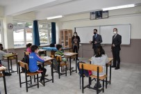Burdur'da Kırsal Mahalle Ve Köy Okullarında 8 Bin 303 Öğrenci Yüz Yüze Eğitime Başladı