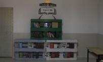 Atıl Paletler Köy Okullarına Kitaplık Oldu
