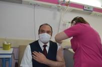 Demirkale Açıklaması 'Bütün Vatandaşlarımızı Sırası Geldiğinde Aşı Olmaya Davet Ediyorum'