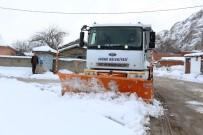 İnönü Belediyesinden Karla Mücadele Seferberliği