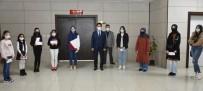 Karaman'da Yarışmada Dereceye Giren Öğrencilere Ödül
