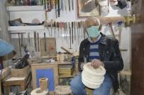 Kibyra'nın Tarihi Dönemini Ahşaptan Yaptığı Eserlere Yansıtıyor