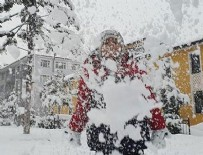 İSMAIL USTAOĞLU - Yüz yüze eğitime kar engeli! İşte güncel liste!