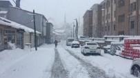 Bingöl'de Kar Nedeniyle Yüz Yüze Eğitime 2 Gün Ara Verildi