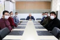Başkan Öztürk Belediye Personelinin Kandilini Kutladı