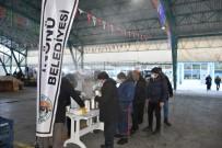 İnönü Belediyesi Soğuk Kış Gününü Sıcak Çorba İle Isıttı