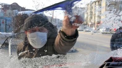 Tokat'ta Termometreler Eksi 26'Yı Gösterdi