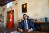 Ürgüp Belediye Başkanı Aktürk, Regaib Kandili'ni Kutladı