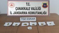 Çanakkale'de Uyuşturucu Operasyonu Açıklaması 1 Tutuklama