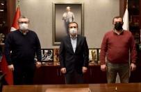 Eskişehirspor Başkanı Akgören'den Başkan Ataç'a Ziyaret