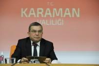 Karaman'da 2021 Yılı Yunus Emre'yi Anma Toplantısı