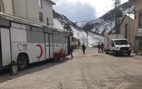 Tunceli Pülümür'den Kan Bağışı Kampanyasına Destek