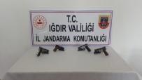 Iğdır'da Silah Kaçakçılığı Açıklaması 2 Tutuklama